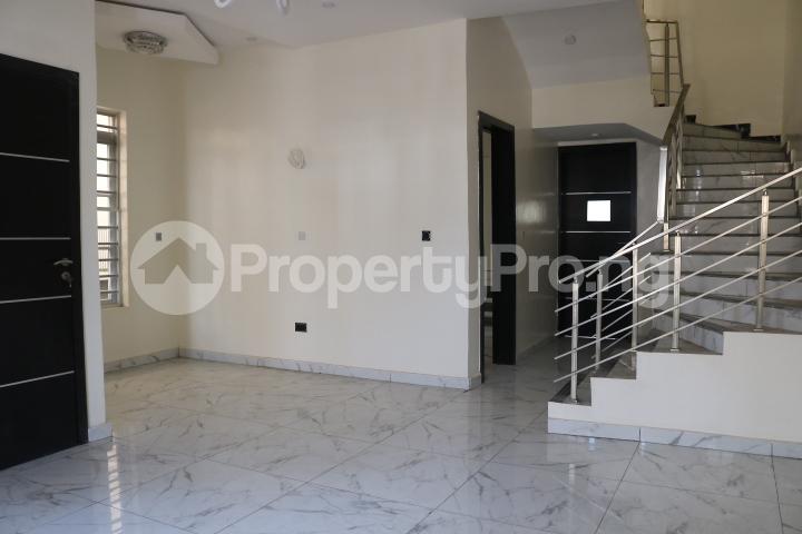 4 bedroom Semi Detached Duplex House for rent Chevy View Estate chevron Lekki Lagos - 20