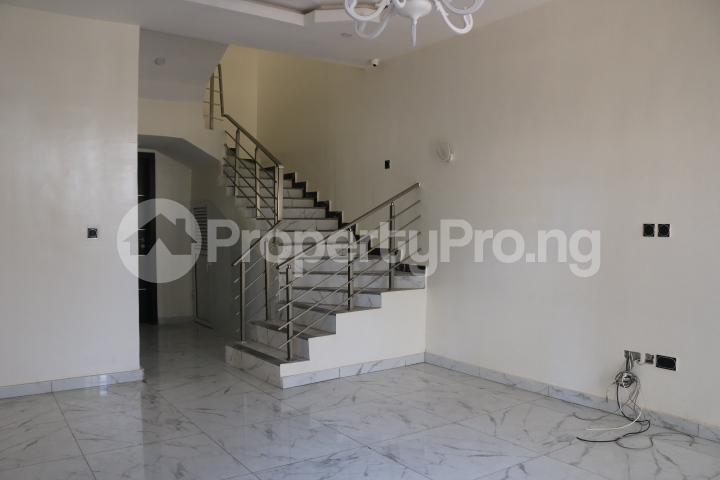 4 bedroom Semi Detached Duplex House for rent Chevy View Estate chevron Lekki Lagos - 15
