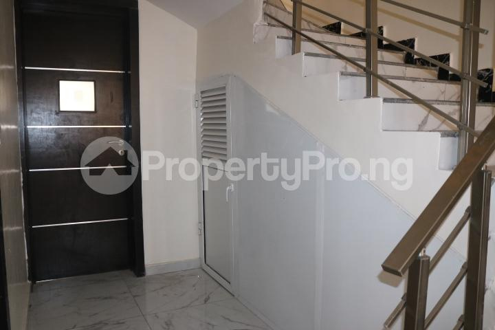 4 bedroom Semi Detached Duplex House for rent Chevy View Estate chevron Lekki Lagos - 25