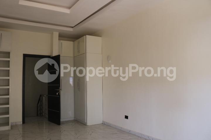 4 bedroom Semi Detached Duplex House for rent Chevy View Estate chevron Lekki Lagos - 61