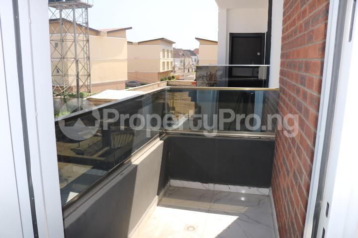 4 bedroom Semi Detached Duplex House for rent Chevy View Estate chevron Lekki Lagos - 88