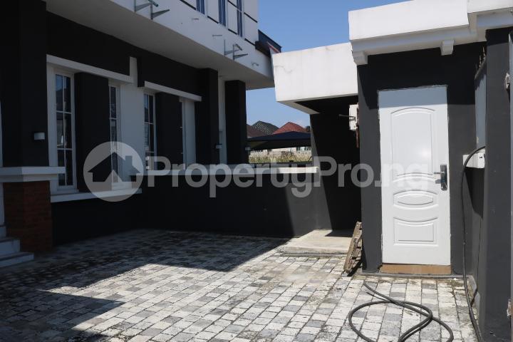 4 bedroom Semi Detached Duplex House for rent Chevy View Estate chevron Lekki Lagos - 10