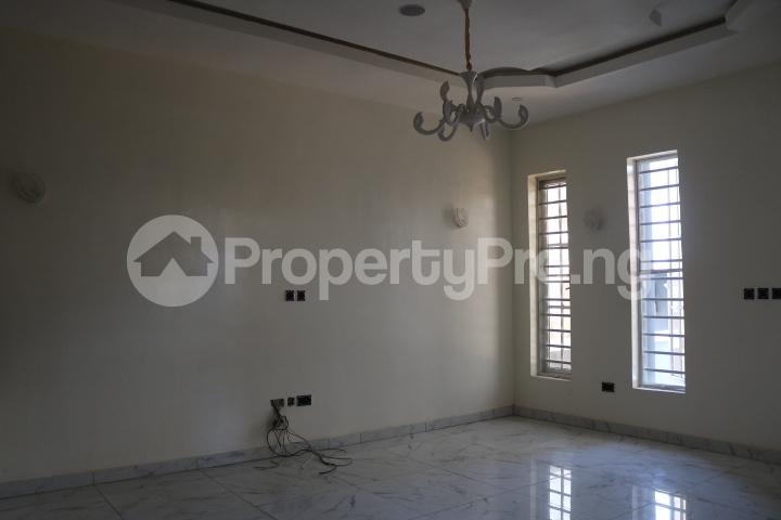 4 bedroom Semi Detached Duplex House for rent Chevy View Estate chevron Lekki Lagos - 24