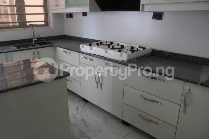 4 bedroom Semi Detached Duplex House for rent Chevy View Estate chevron Lekki Lagos - 40