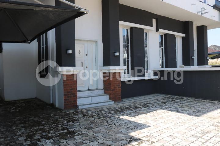 4 bedroom Semi Detached Duplex House for rent Chevy View Estate chevron Lekki Lagos - 7