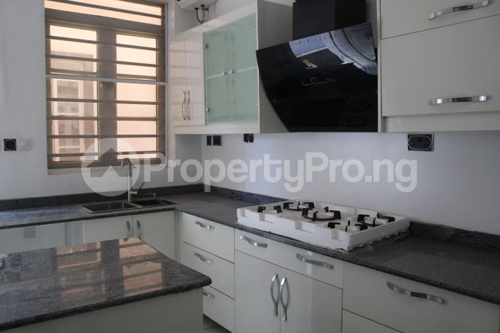 4 bedroom Semi Detached Duplex House for rent Chevy View Estate chevron Lekki Lagos - 37