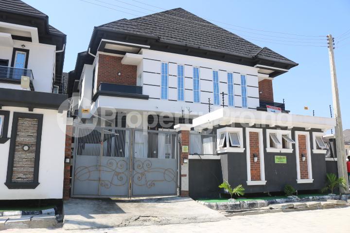 4 bedroom Semi Detached Duplex House for rent Chevy View Estate chevron Lekki Lagos - 3