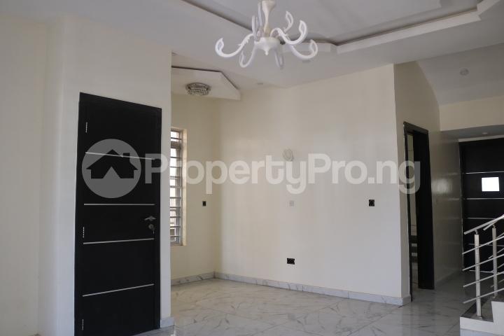 4 bedroom Semi Detached Duplex House for rent Chevy View Estate chevron Lekki Lagos - 19