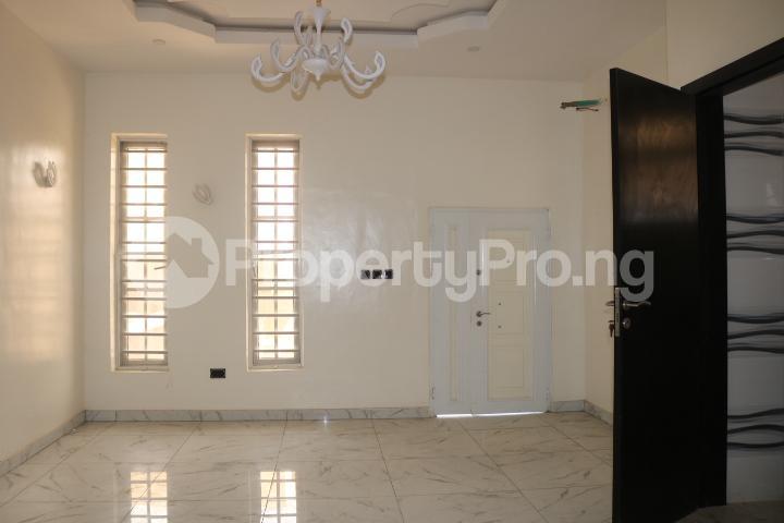 4 bedroom Semi Detached Duplex House for rent Chevy View Estate chevron Lekki Lagos - 12