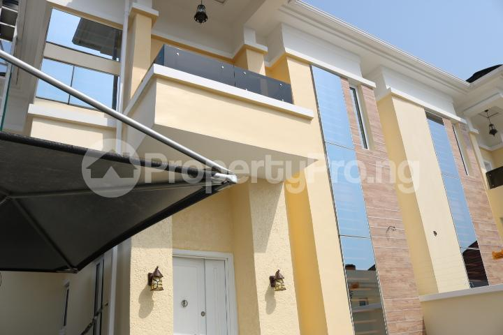 4 bedroom Semi Detached Duplex House for sale Thomas Estate Thomas estate Ajah Lagos - 2