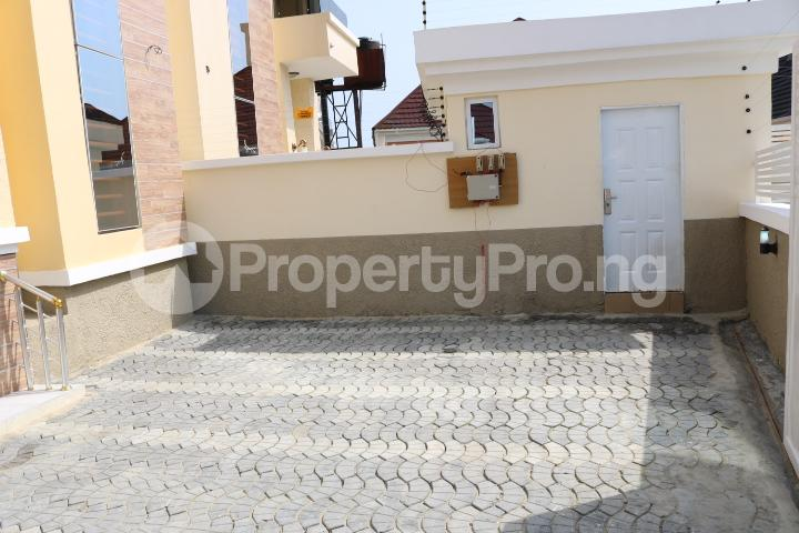 4 bedroom Semi Detached Duplex House for sale Thomas Estate Thomas estate Ajah Lagos - 4