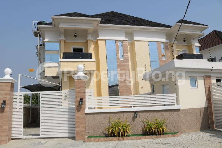 4 bedroom Semi Detached Duplex House for sale Thomas Estate Thomas estate Ajah Lagos - 0