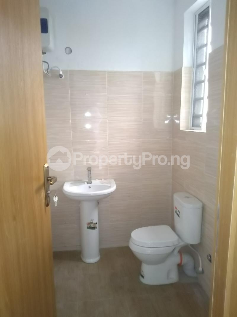 4 bedroom Terraced Duplex House for rent Alagomeji  Alagomeji Yaba Lagos - 14
