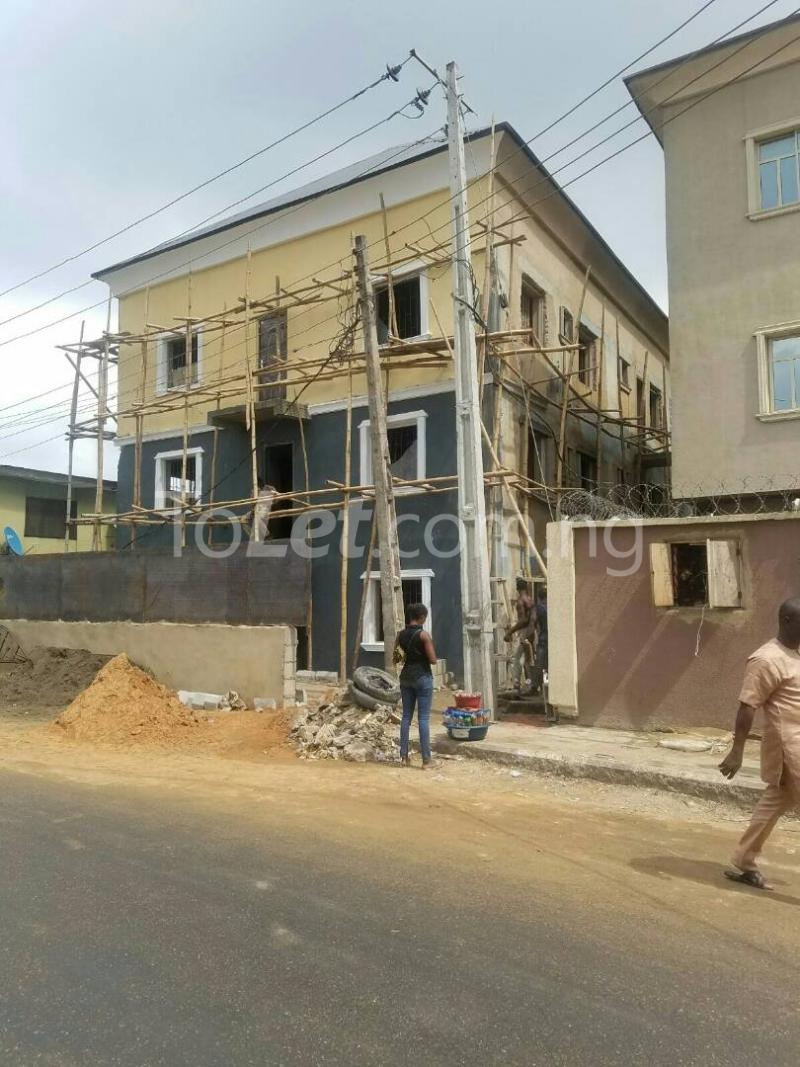 1 bedroom mini flat  Flat / Apartment for sale Shomolu Shomolu Shomolu Lagos - 0