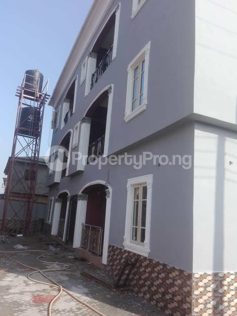2 bedroom Blocks of Flats House for rent near first bank Fagba Agege Lagos - 1
