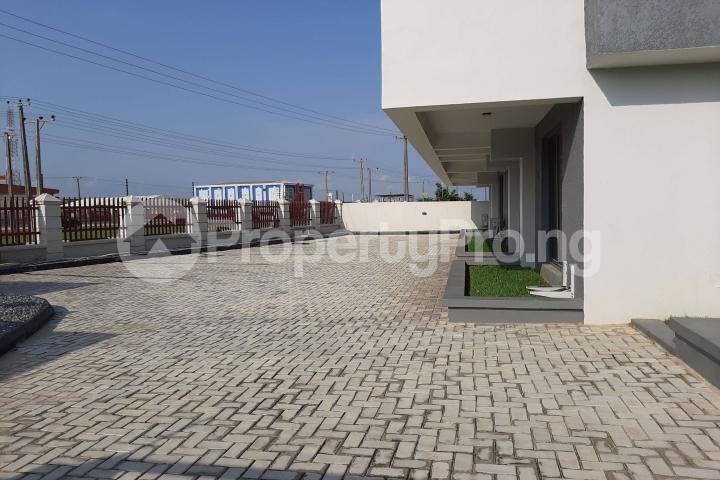 3 bedroom Terraced Duplex House for sale Beachwood Estate Ibeju-Lekki Lagos - 4