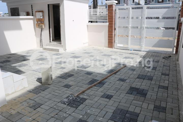 4 bedroom Semi Detached Duplex House for sale Chevy View Estate Lekki Lagos - 9