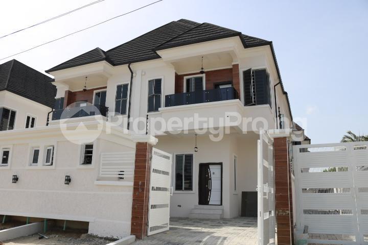 4 bedroom Semi Detached Duplex House for sale Chevy View Estate Lekki Lagos - 5