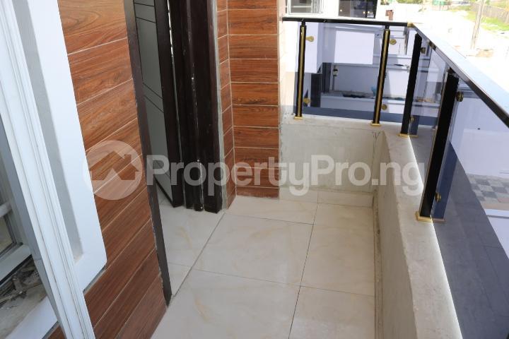 4 bedroom Semi Detached Duplex House for sale Chevy View Estate Lekki Lagos - 45