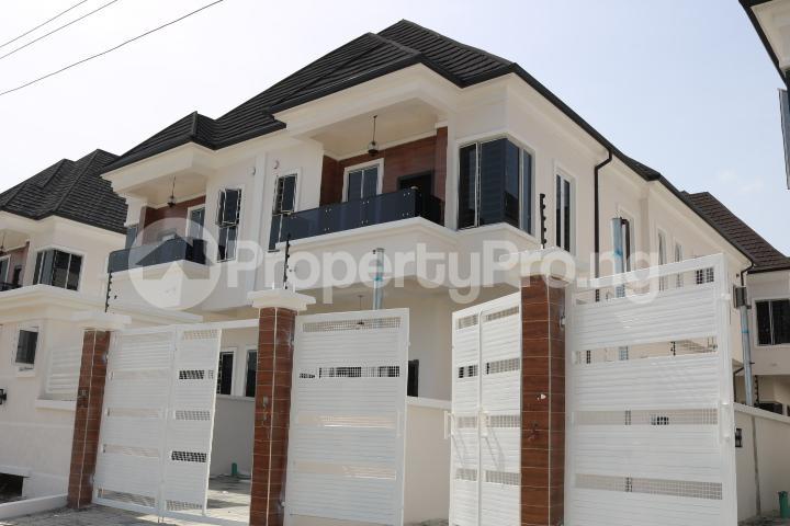 4 bedroom Semi Detached Duplex House for sale Chevy View Estate Lekki Lagos - 2