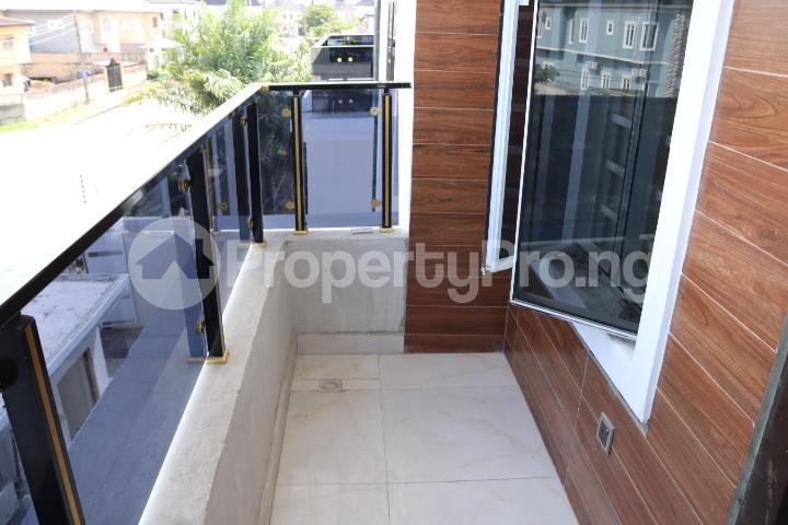 4 bedroom Semi Detached Duplex House for sale Chevy View Estate Lekki Lagos - 44