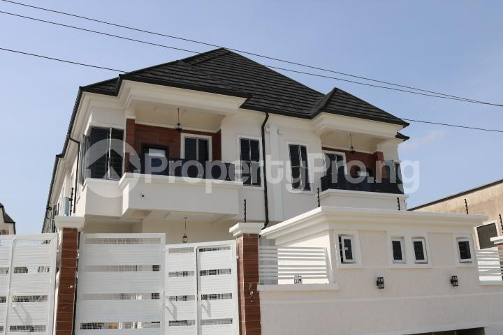 4 bedroom Semi Detached Duplex House for sale Chevy View Estate Lekki Lagos - 1