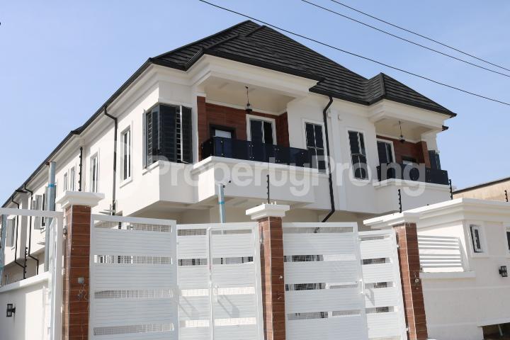 4 bedroom Semi Detached Duplex House for sale Chevy View Estate Lekki Lagos - 4
