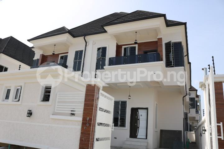 4 bedroom Semi Detached Duplex House for sale Chevy View Estate Lekki Lagos - 7