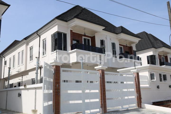 4 bedroom Semi Detached Duplex House for sale Chevy View Estate Lekki Lagos - 0