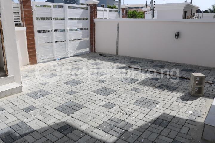 4 bedroom Semi Detached Duplex House for sale Chevy View Estate Lekki Lagos - 10