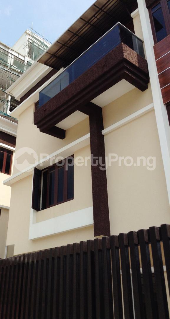 5 bedroom Detached Duplex House for sale . Mojisola Onikoyi Estate Ikoyi Lagos - 0
