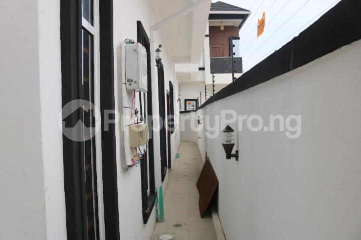 4 bedroom Semi Detached Duplex House for sale Ikota Villa Estate Ikota Lekki Lagos - 5