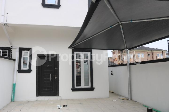 4 bedroom Semi Detached Duplex House for sale Ikota Villa Estate Ikota Lekki Lagos - 4