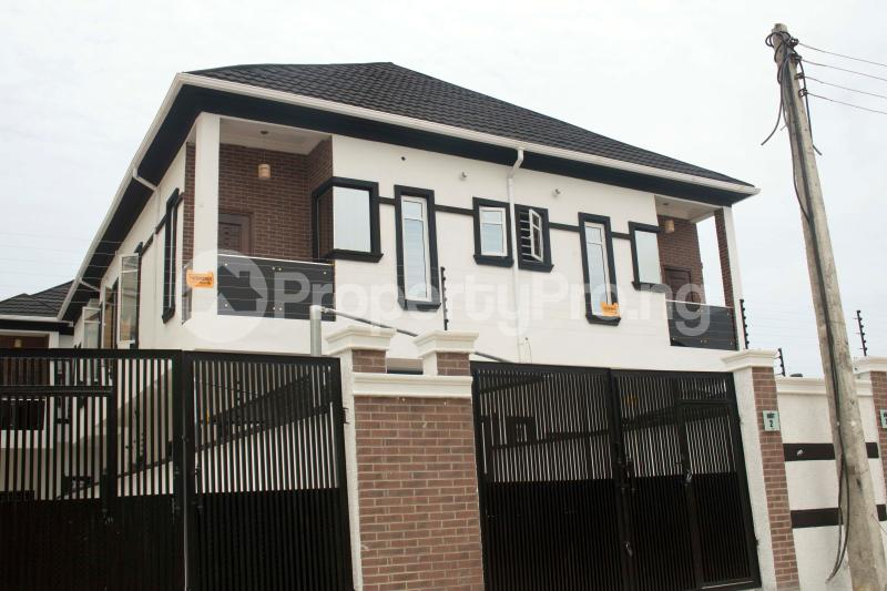4 bedroom Semi Detached Duplex House for sale Ikota Villa Estate Ikota Lekki Lagos - 0
