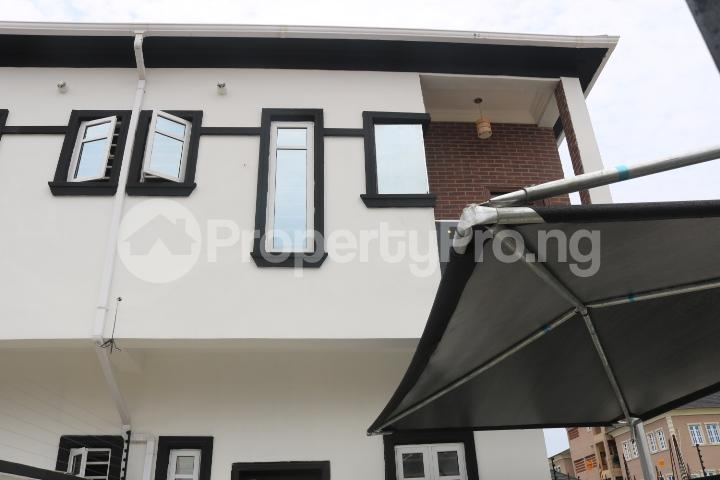 4 bedroom Semi Detached Duplex House for sale Ikota Villa Estate Ikota Lekki Lagos - 3