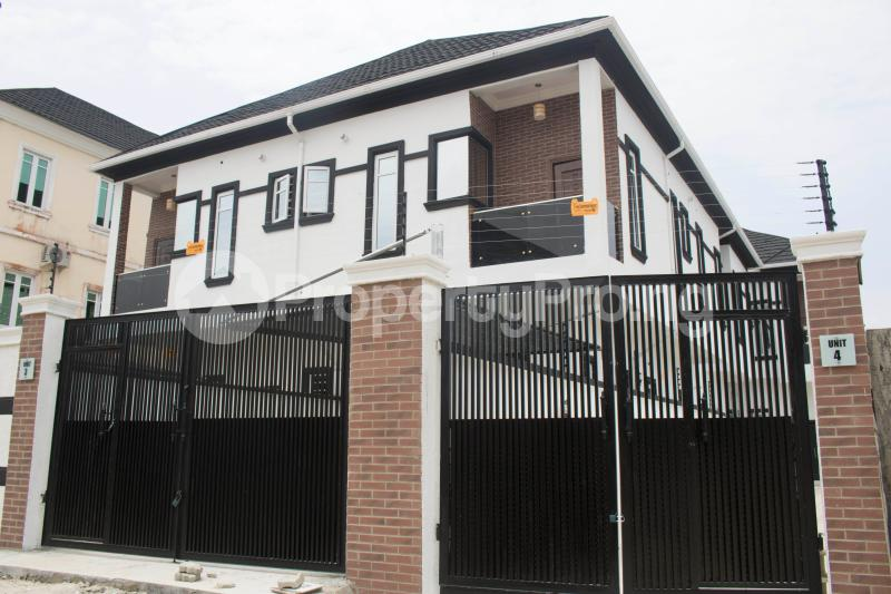 4 bedroom Semi Detached Duplex House for sale Ikota Villa Estate Ikota Lekki Lagos - 1