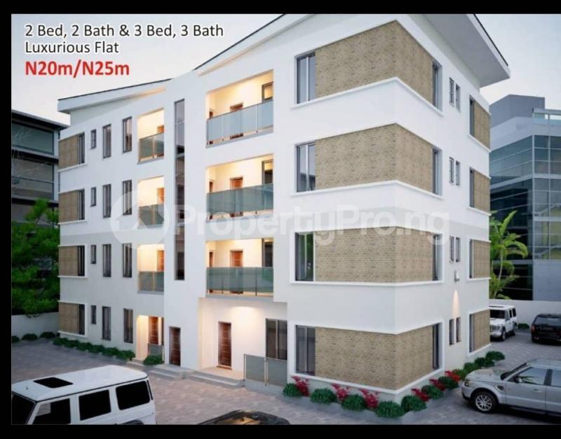 2 bedroom Self Contain Flat / Apartment for sale Eleko Beach Road off Lekki Epe Express road. Ibeju Lekki Axis, Lagos Eleko Ibeju-Lekki Lagos - 0