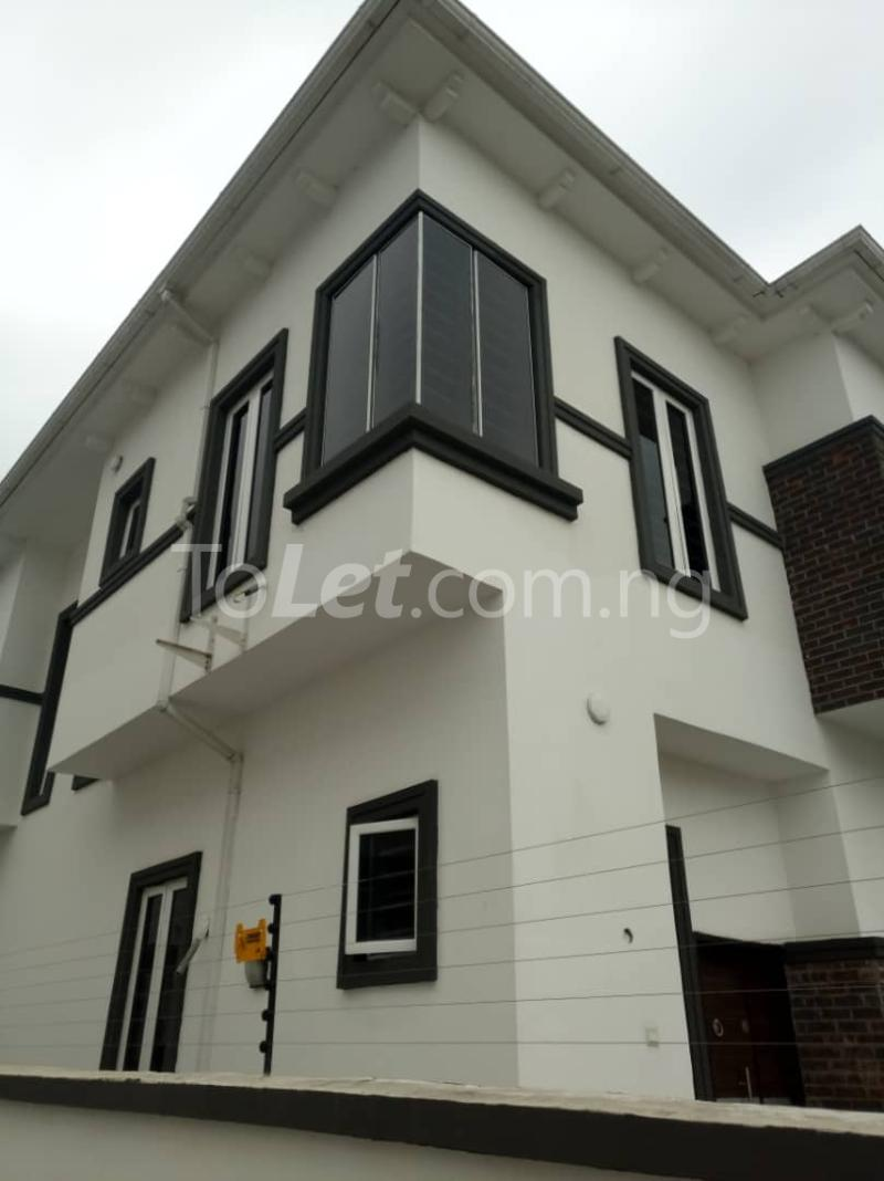 5 bedroom Detached Duplex House for sale Osapa, close to ShopRite Osapa london Lekki Lagos - 1