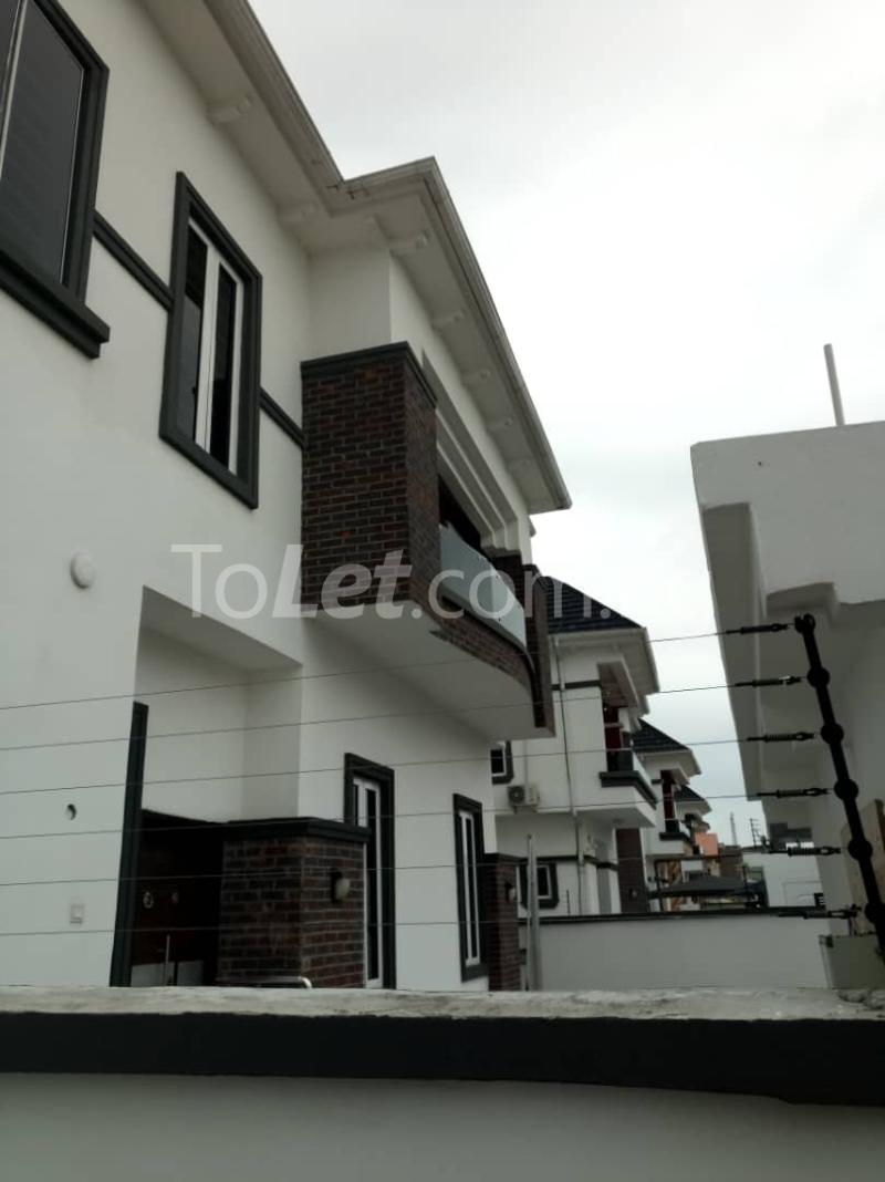 5 bedroom Detached Duplex House for sale Osapa, close to ShopRite Osapa london Lekki Lagos - 3