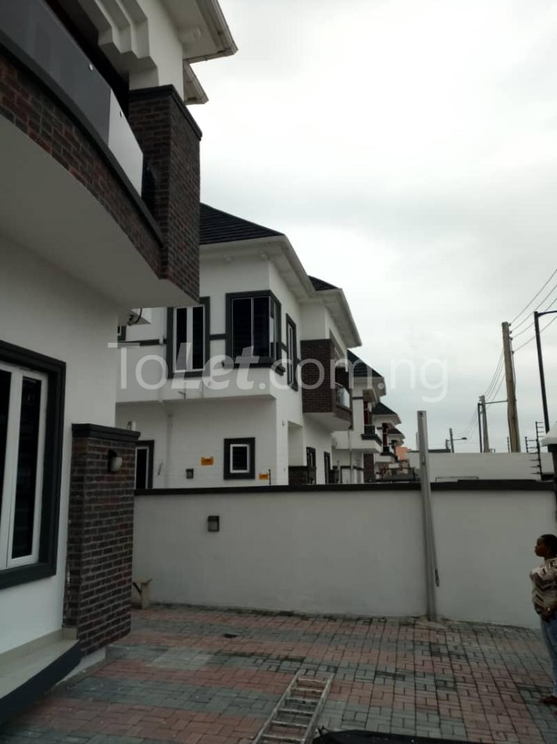 5 bedroom Detached Duplex House for sale Osapa, close to ShopRite Osapa london Lekki Lagos - 0