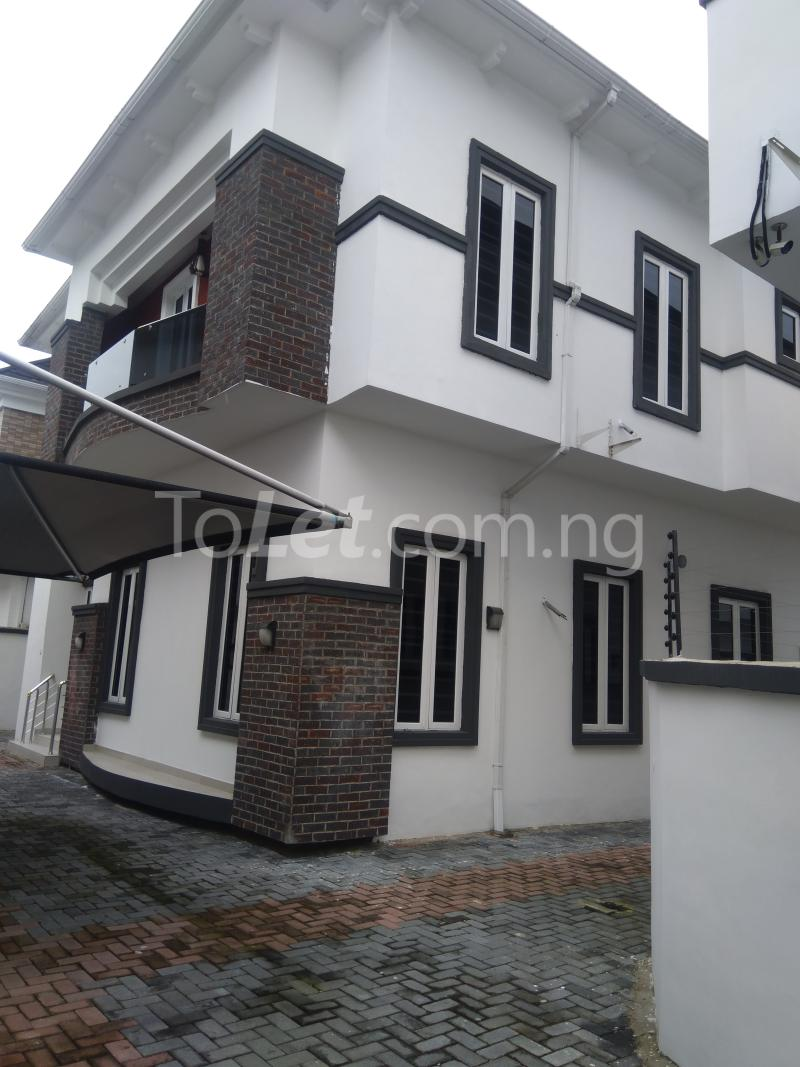 5 bedroom Detached Duplex House for sale Osapa, close to ShopRite Osapa london Lekki Lagos - 4
