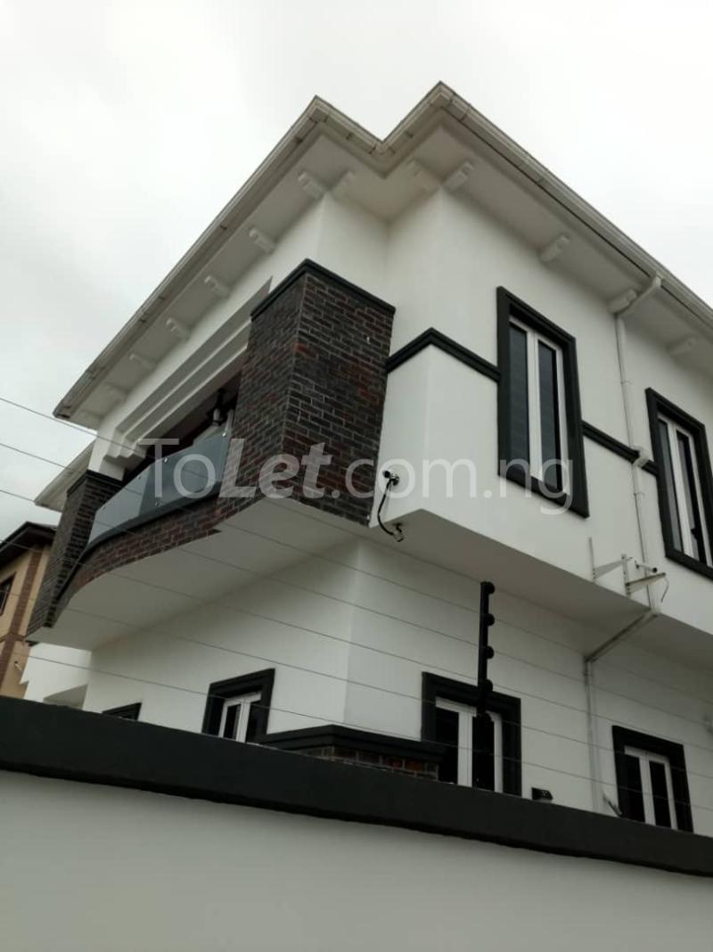 5 bedroom Detached Duplex House for sale Osapa, close to ShopRite Osapa london Lekki Lagos - 5