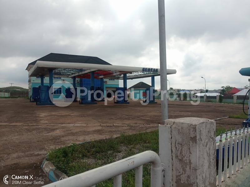 7 bedroom Factory Commercial Property for sale Opposite centenary city airport road Lugbe Lugbe Abuja - 0