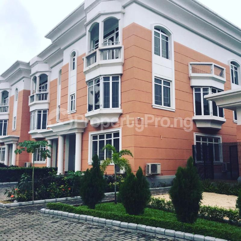 4 bedroom Terraced Duplex House for rent Off Alexandra Ikoyi Lagos - 0