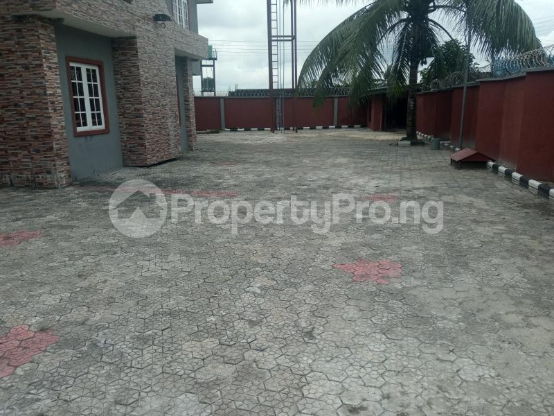 4 bedroom Detached Duplex House for rent RD Road Rumudaraa Shell Location Port Harcourt Rivers - 3