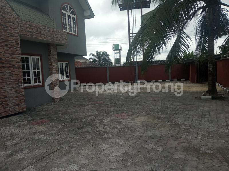 4 bedroom Detached Duplex House for rent RD Road Rumudaraa Shell Location Port Harcourt Rivers - 16