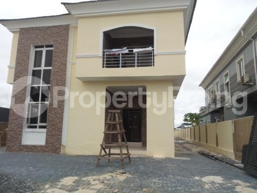 4 bedroom Detached House for rent mayfair garden estate Ibeju-Lekki Lagos - 0