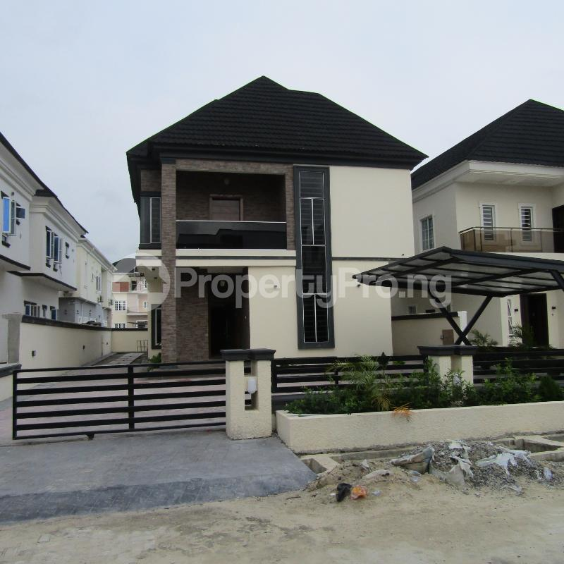 5 bedroom Detached Duplex House for sale Lekky County Homes Lekki Lagos - 1