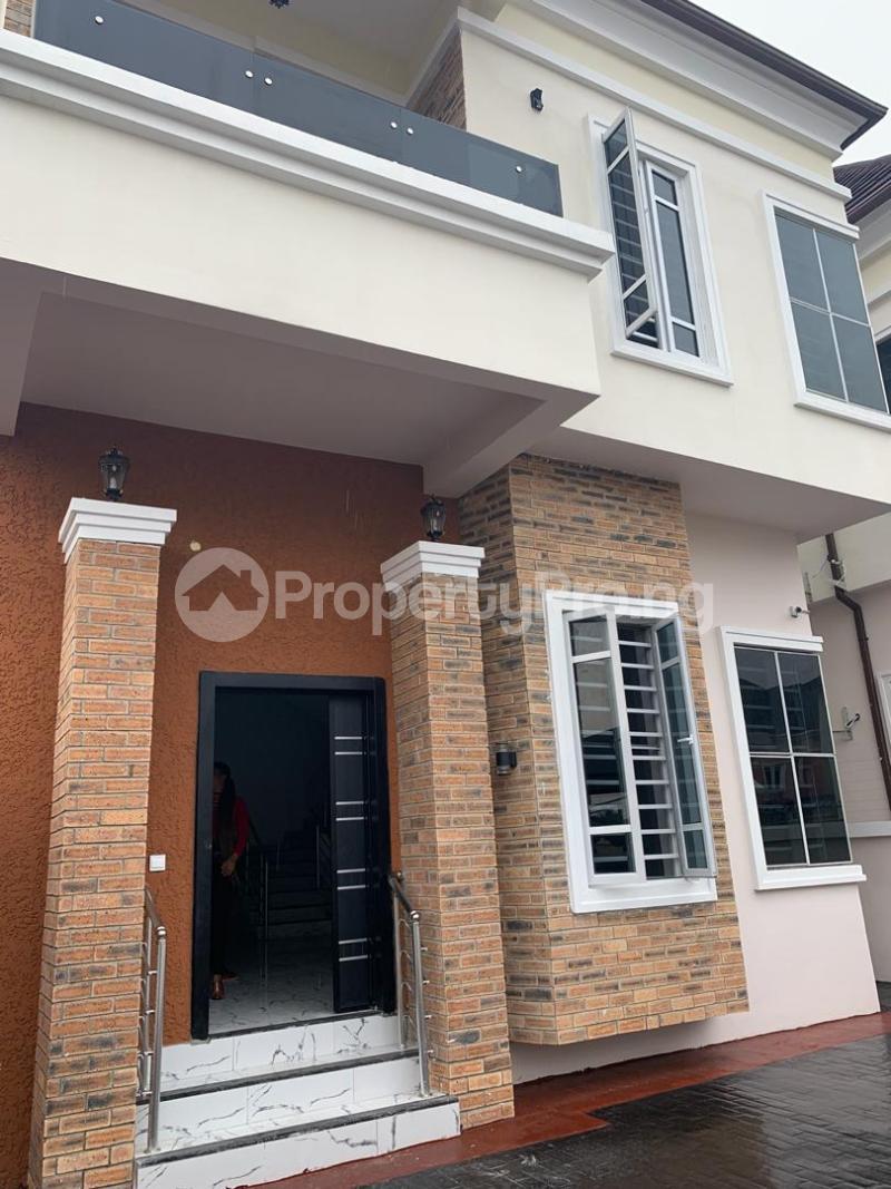 5 bedroom Detached Duplex House for rent Ikota villa Estate, behind Mega Chicken, lekki Lagos. Ikota Lekki Lagos - 0