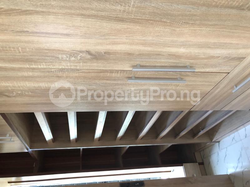 4 bedroom Semi Detached Duplex House for sale Chevy view Estate  chevron Lekki Lagos - 16